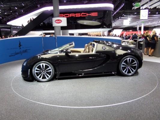 IAA Gewinnspiel Teil 6 - Heute: Bugatti Veyron