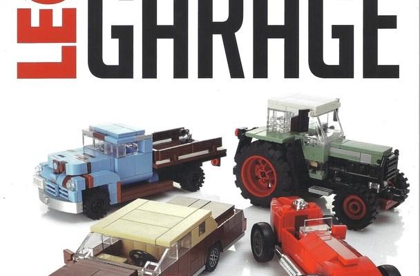 Im Bücherregal: Fahrzeugbau à la Lego