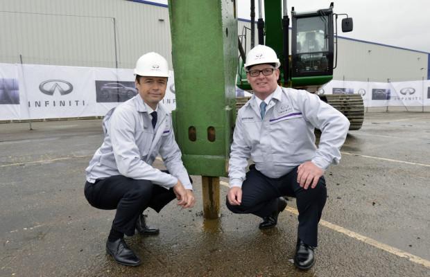 Infiniti beginnt mit Ausbau des Sunderland-Werks