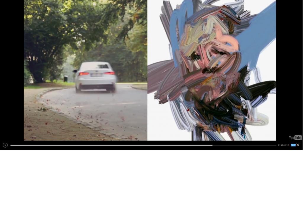 Ist man häufig elektrisch unterwegs, erscheint das Bild detailliert und klar.