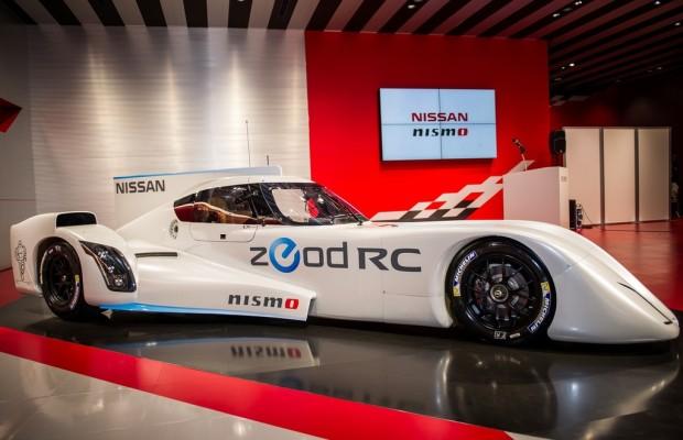 Jungfernfahrt des Nissan Zeod RC