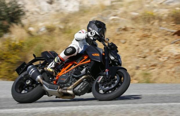 KTM 1290 Super Duke R: König der Landstraße