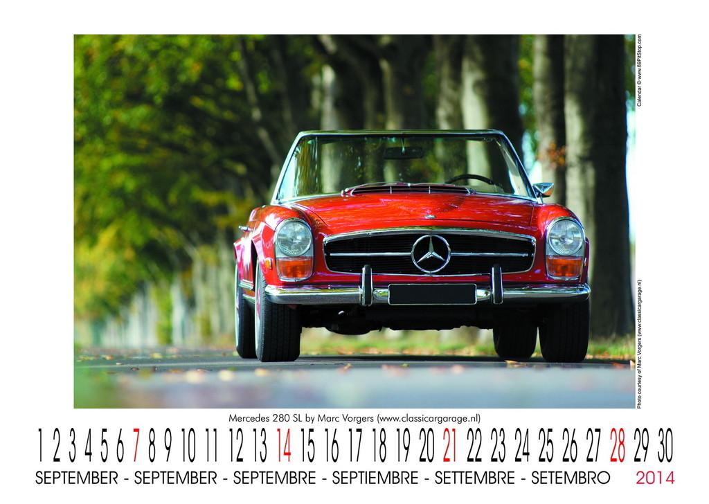 Kalender zum 50. Geburtstag der legendären Pagode