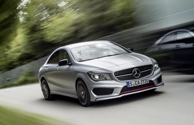 Kompakte Sportmodelle von Mercedes jetzt bestellbar