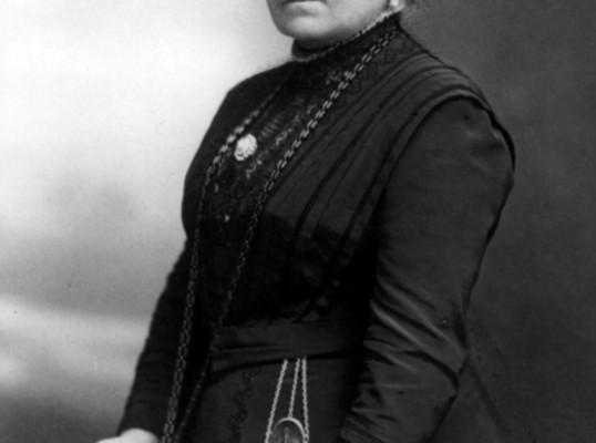 Kranzniederlegung zum 100. Todestag von Sophie Opel
