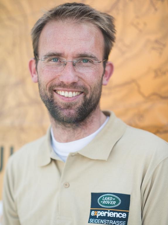 Land Rover-Experience-Tour 2013: Sebastian Thormann.