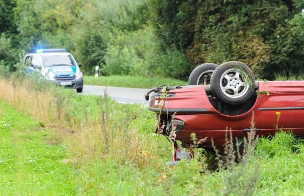Landstraßen-Unfälle - Mit einfachen Mitteln das Risiko minimieren
