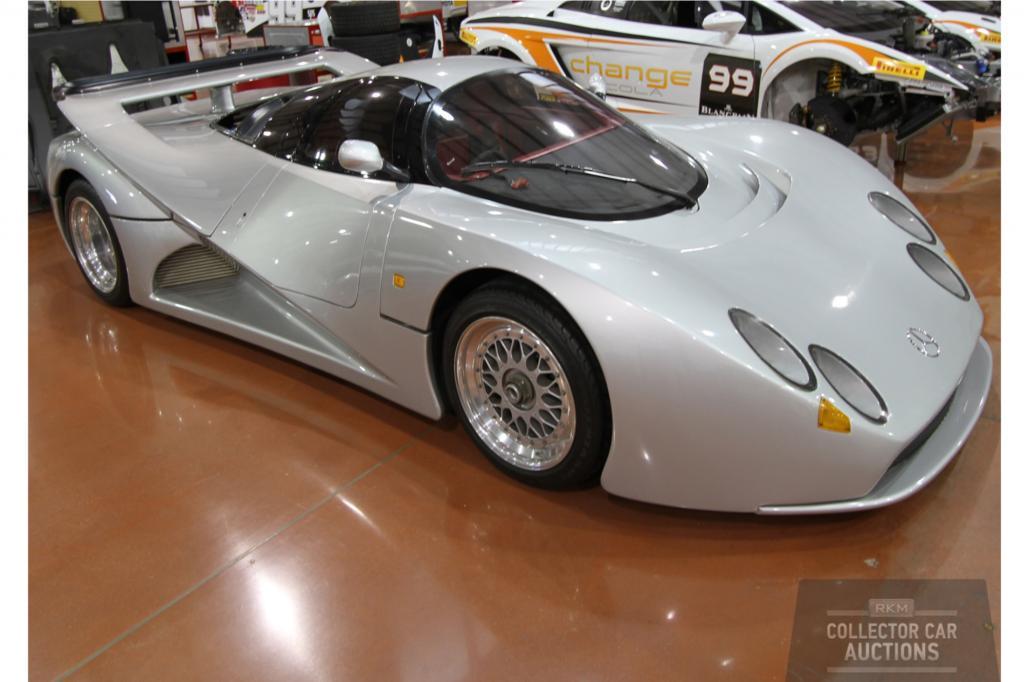 Lange vor dem Geschwindigkeits-Weltrekord des Bugatti Veyron gab es den Lotec Mercedes Benz C1000, der bis zu 431 km/h schnell wurde.