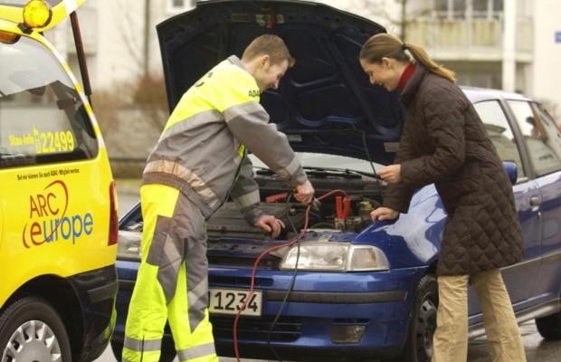 Liegenbleiber ohne Saft -   Überforderte Autobatterien