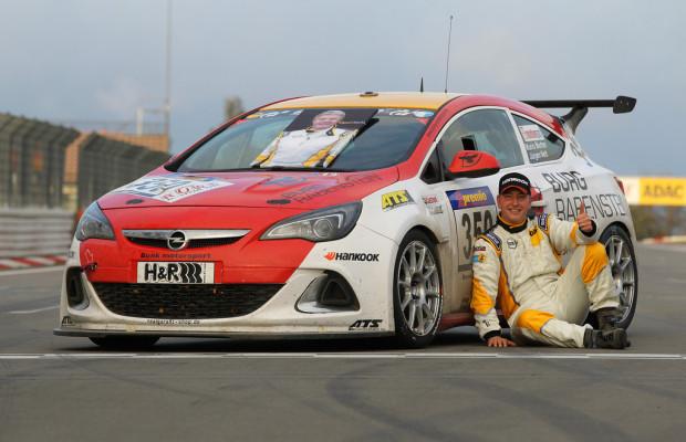 Mario Merten erster Astra-Cup-Meister