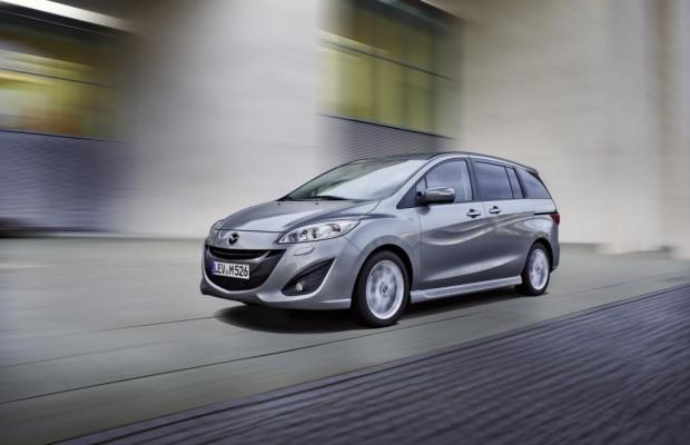 Mazda5 - Alles für die Mannschaft