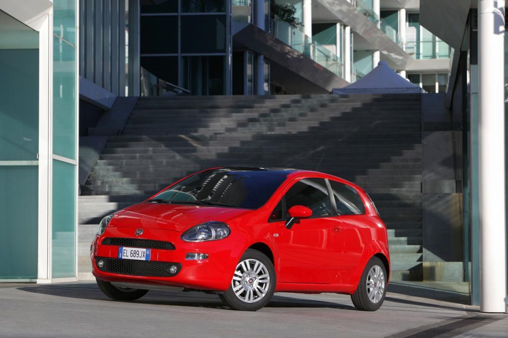 Mediterranes Lebensgefühl auf 4,07 Meter Länge vermittelt der Fiat Punto schon seit nunmehr 20 Jahren