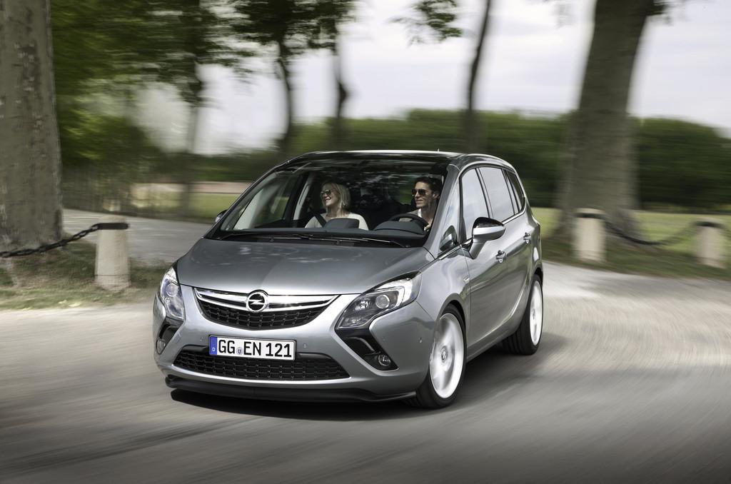Mehr Power für Opel Zafira