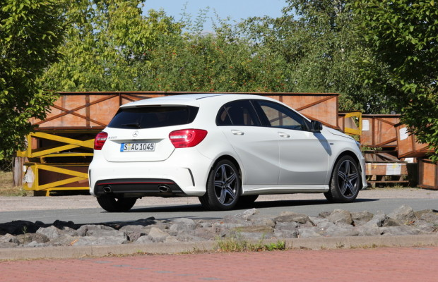 Mercedes-Benz A 250 Sport: Junge Wilde
