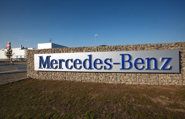 Mercedes-Benz-Werk-Kecskemét läuft auf Hochtouren