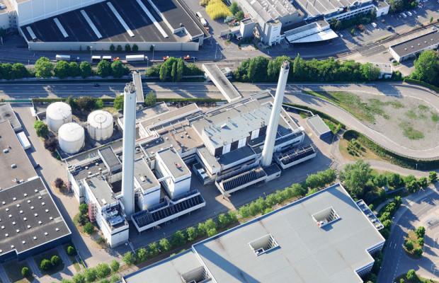 Mercedes-Benz investiert in Heizkraftwerk in Sindelfingen