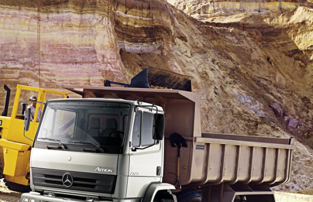 Mercedes-Benz liefert über 2800 Atron