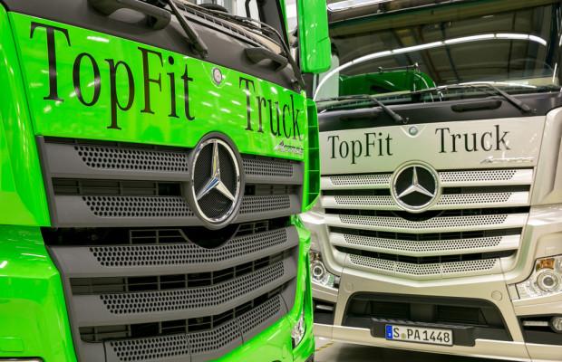 Mercedes-Benz startet