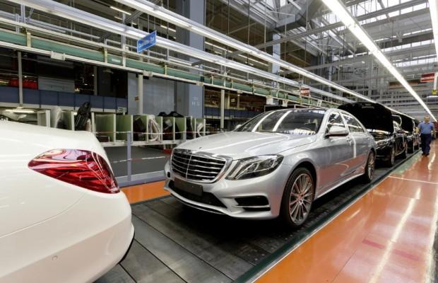 Mercedes-Benz strukturiert Vertrieb um