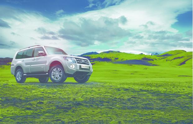 Mitsubishi bringt Pajero-Sondermodell