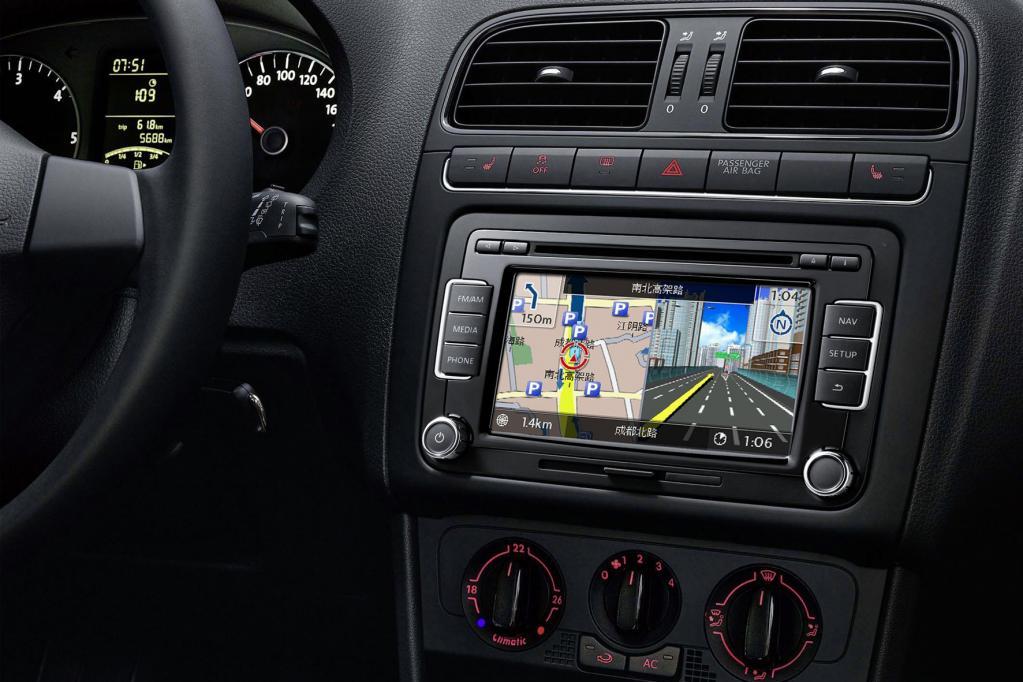 Navigationsdaten helfen beim vorausschauenden Fahren