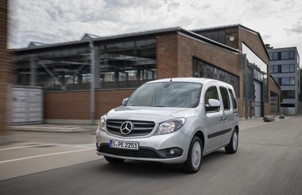 Neue Mercedes Citan: Sieben auf einen Streich