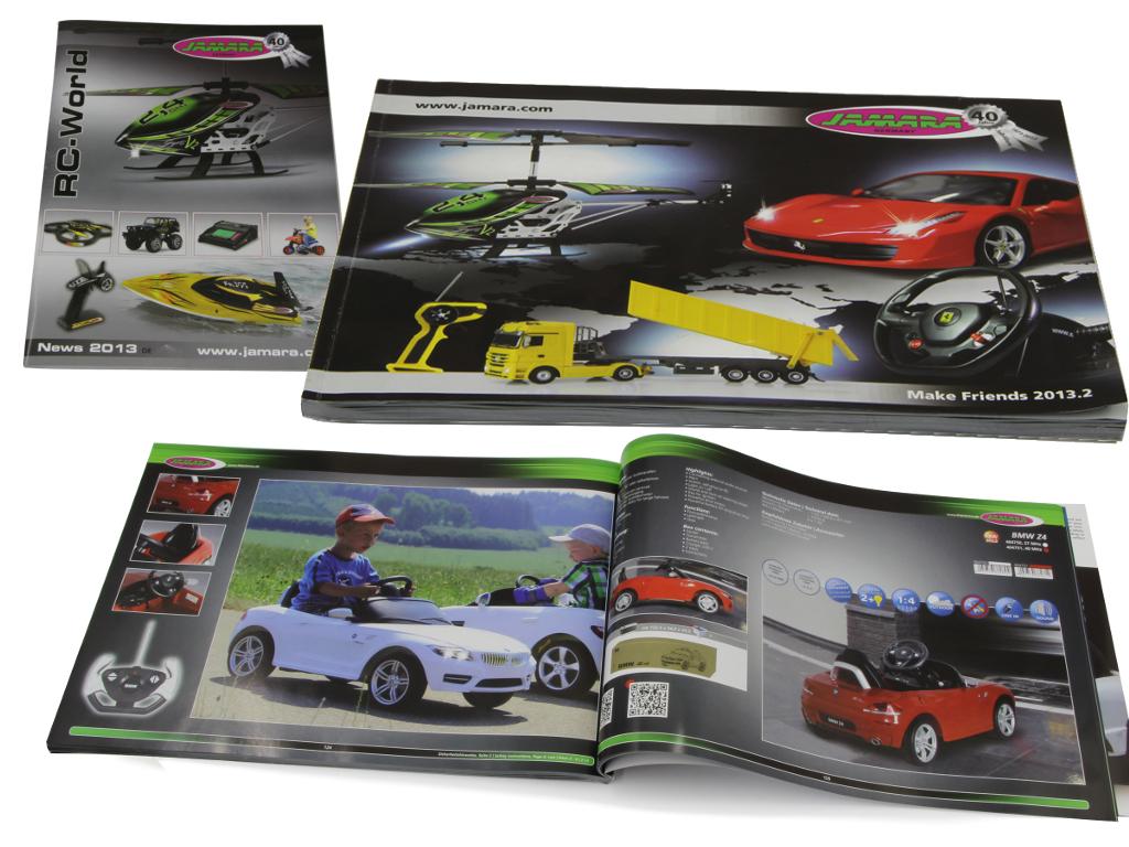 Neuer Katalog von RC-Spezialist Jamara erhältlich