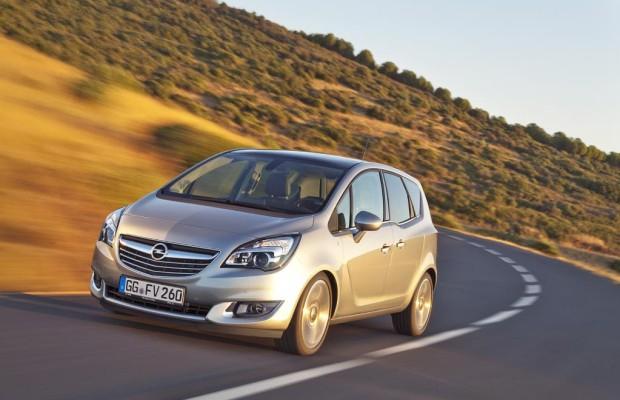Neuer Opel Meriva mit Euro 6-Motoren