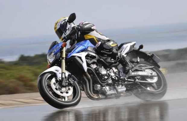 Neuer Reifen für Sportmotorräder von Dunlop
