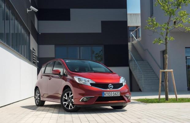 Nissan: Ein-Prozent-Leasing für Flottenkunden