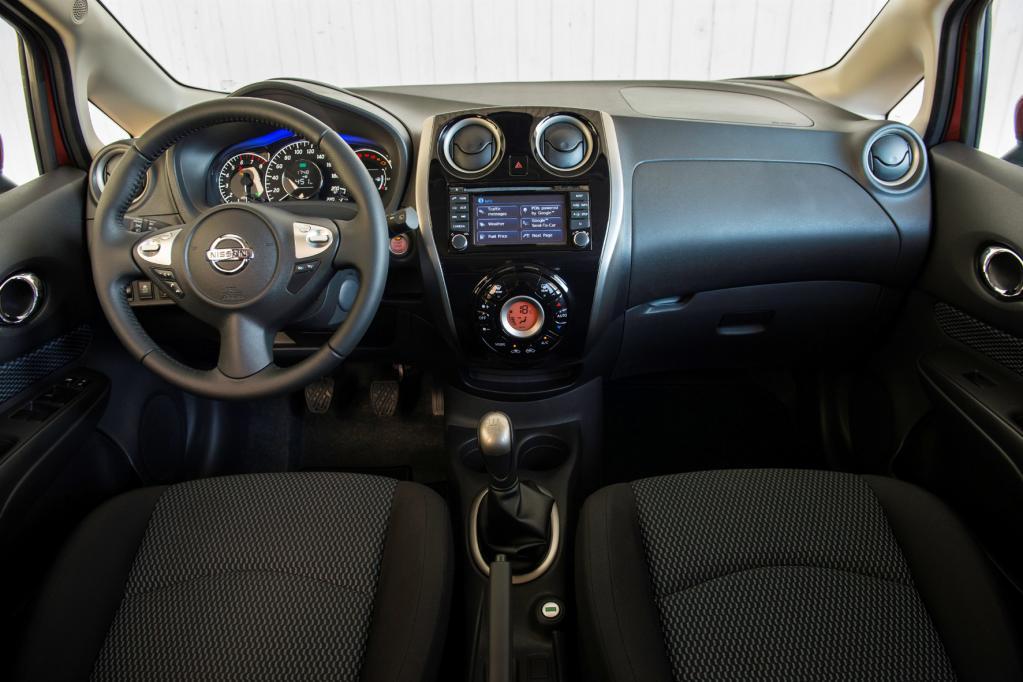 Nissan Note: Raumwunder im Kleinwagen-Format
