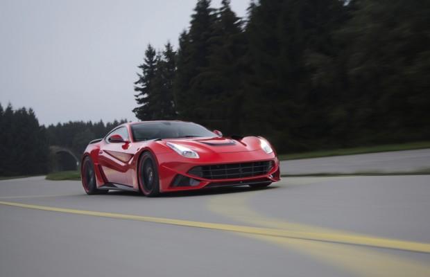 Novitec schickt Breitbau-F12 auf Enzo-Jagd