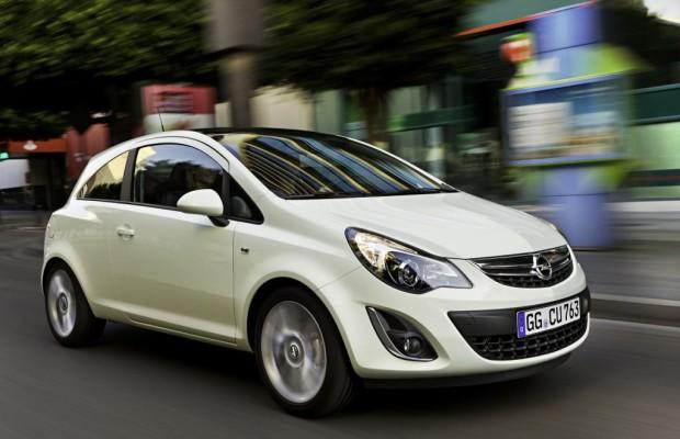 Opel Corsa: Zulassungsstärkster Kleinwagen im September