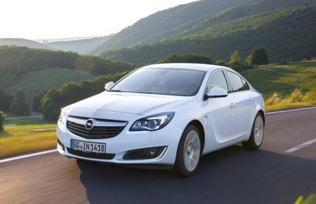Opel Insignia mit übersichtlichem Infotainment