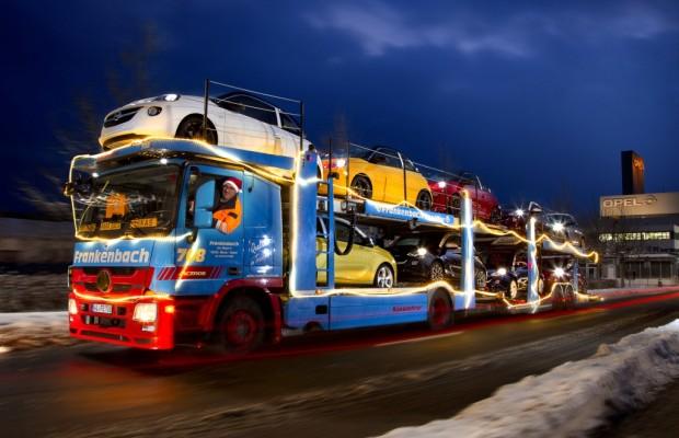 Opel verbucht den größten Zuwachs