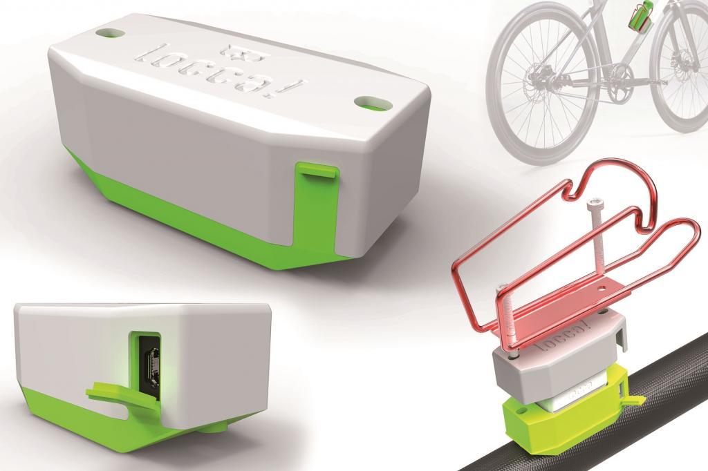 Ortungsgerät für Fahrräder - Wissen, wo der Dieb steckt