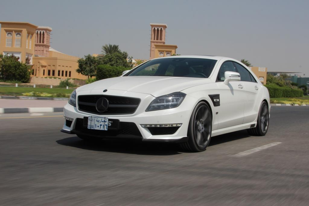 Panorama Brabus in den Emiraten: Dicke Hose in Dubai