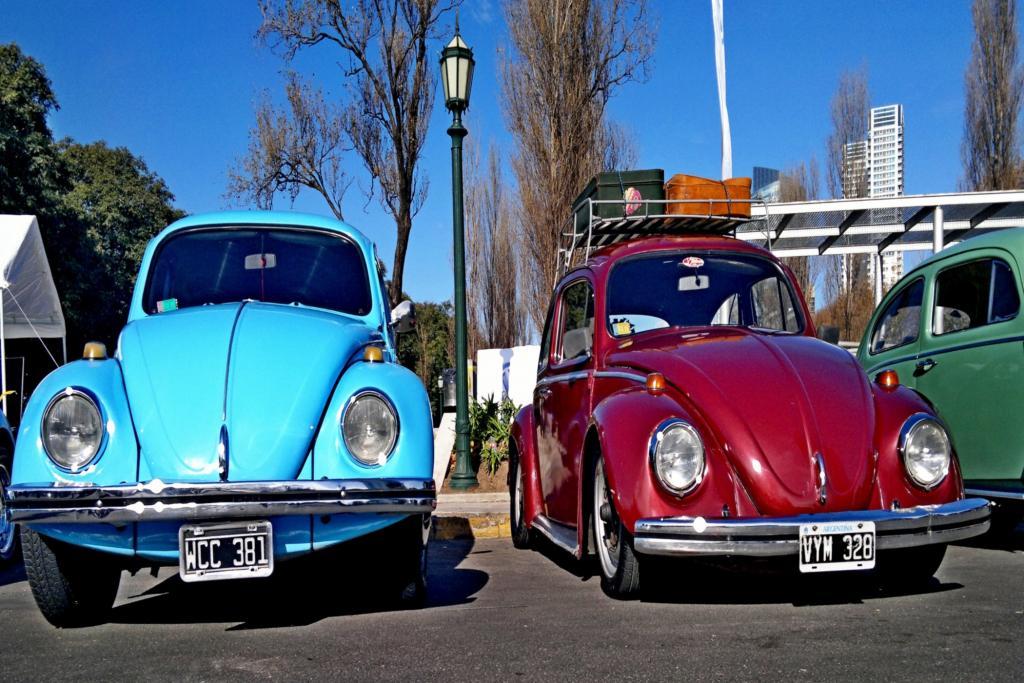 Panorama: VW Clubs in Argentinien - Freunde fern der Heimat