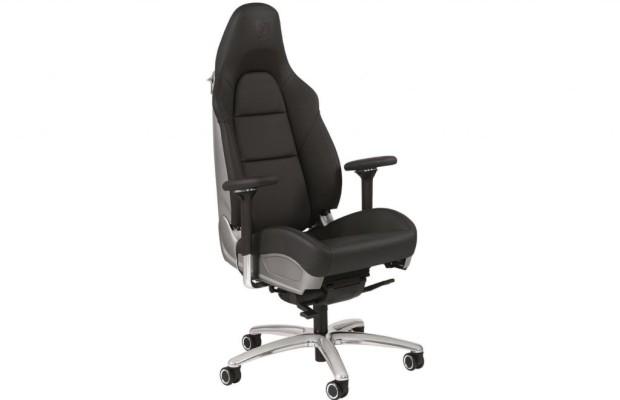 Porsche-Möbel - Chefsessel für die Überholspur