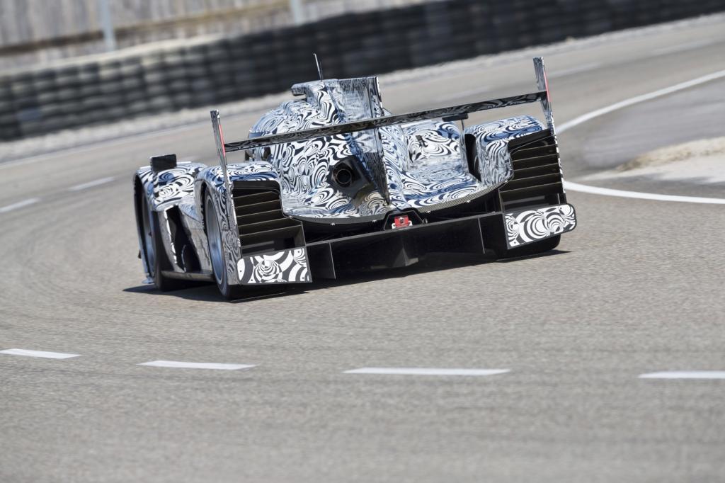 Porsche und Le Mans
