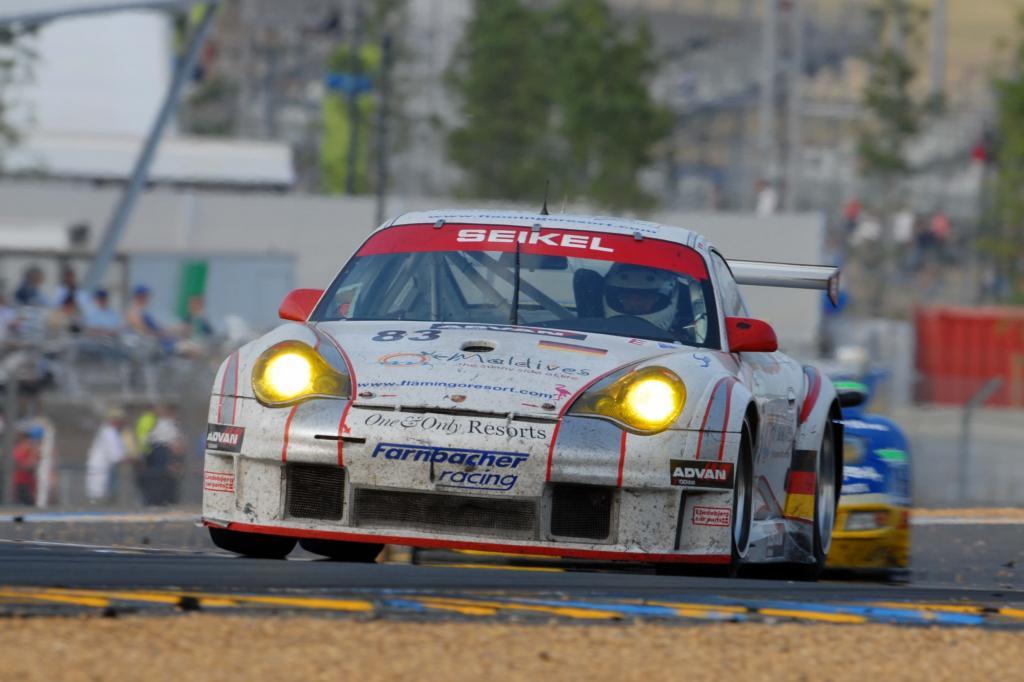 Porsche und Le Mans - Mehr als Mythos-Pflege