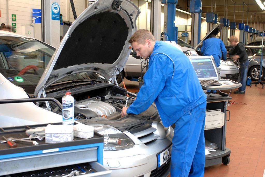 Qualitätsoffensive in VW-Werkstätten