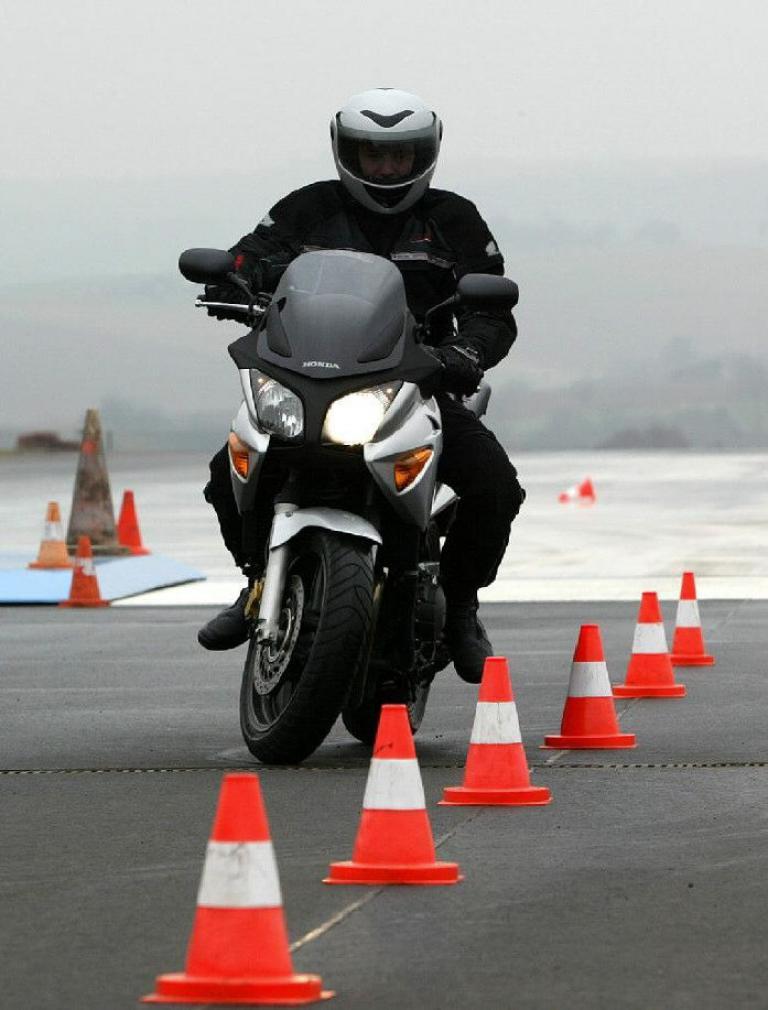 Qualitätssiegel für Motorrad-Fahrschulen