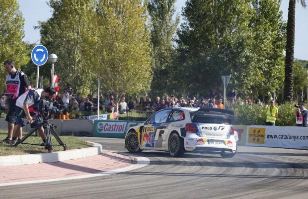 Rallye Spanien: VW auf dem Weg zum Hersteller-Titel