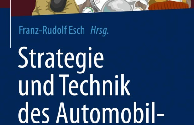 Rezension: Strategie und Technik des Automobilmarketing