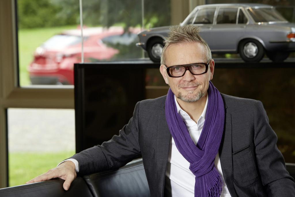 Rice Creative Director bei Mazda