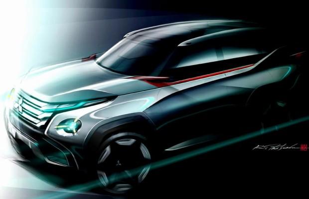 SUV-Studien von Mitsubishi als Weltpremieren in Tokio