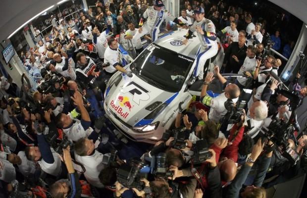Sein Traum wurde Wirklichkeit: Sébastien Ogier ist Rallye-Weltmeister