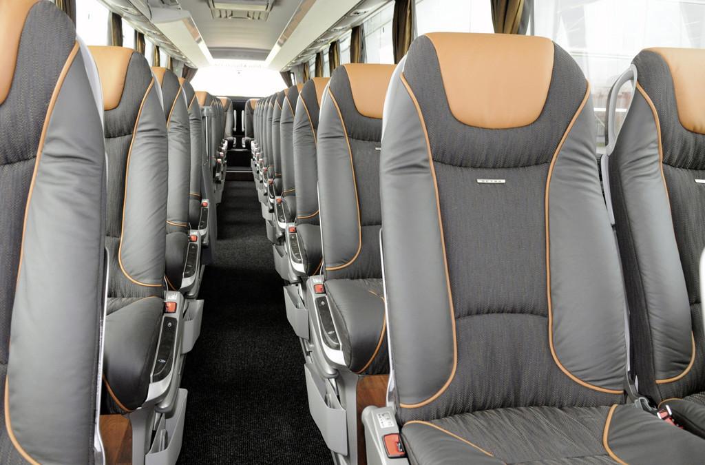 Setra Comfort Class 500 ist