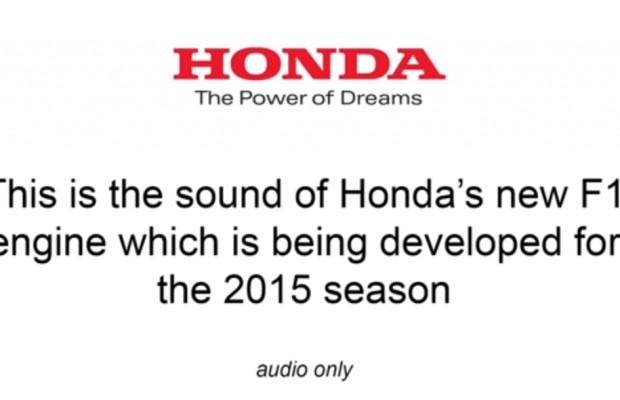 Sound des Formel 1-Motors von Honda auf Youtube